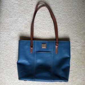 Dooney & Bourke Ocean Blue Shoulder Bag